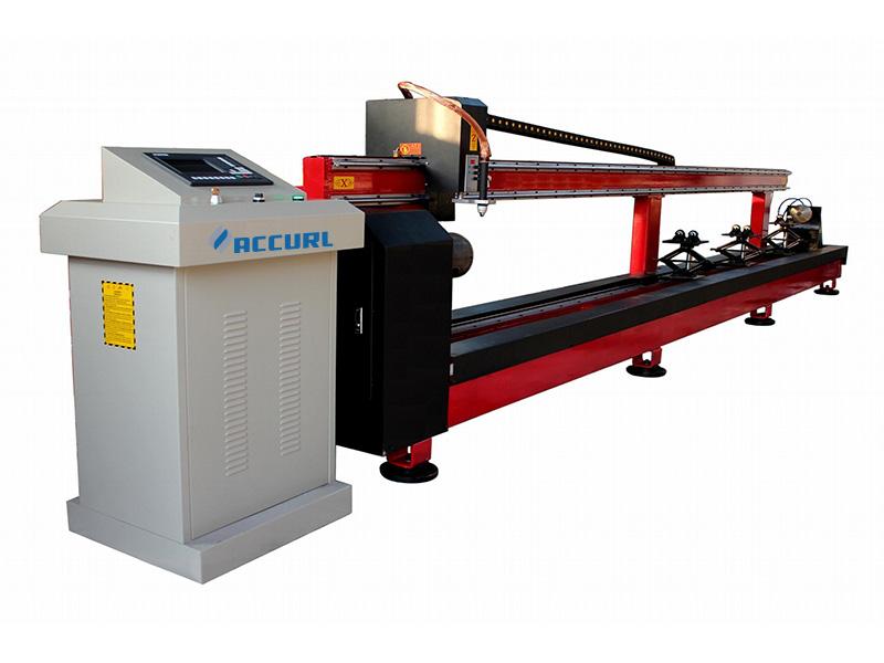 Mașină de tăiat profil de țeavă CNC