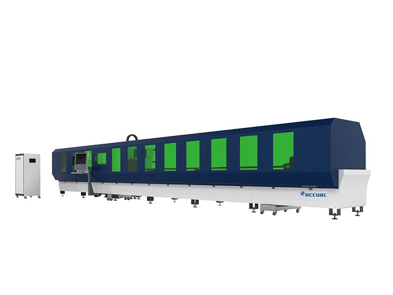 Mașină de tăiat cu laser pentru tuburi metalice de vânzare